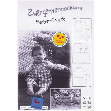 Patron Farbenmix Zwergenverpackung