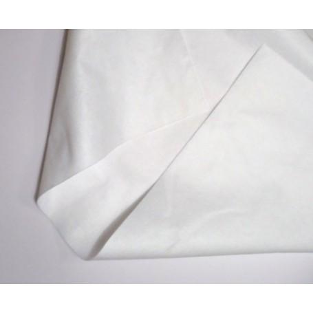 Feutrine à broder blanc cassé (écrue)
