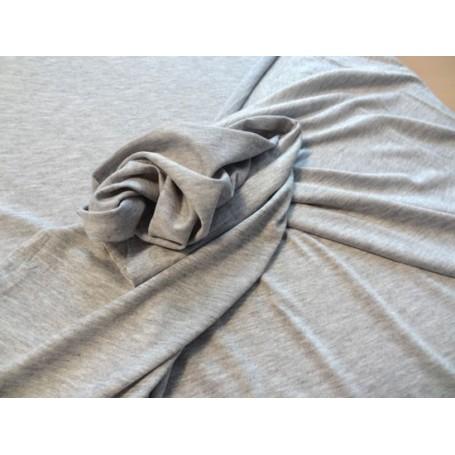 Jersey uni gris