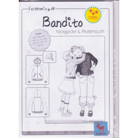 Patron Farbenmix BANDITO