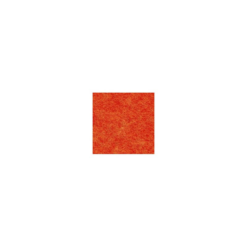 Feutrine Orange Vif