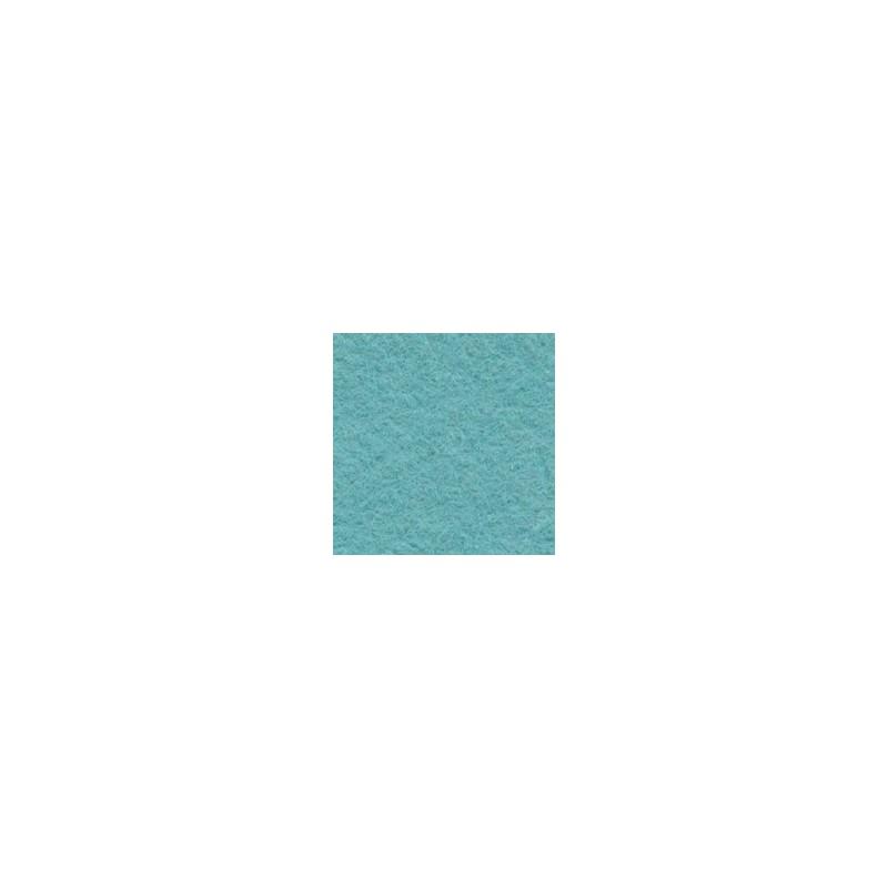 Feutrine Bleu lagon