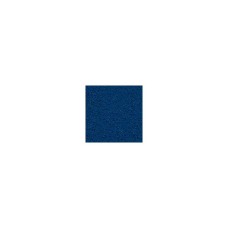 Feutrine Bleu mer profonde