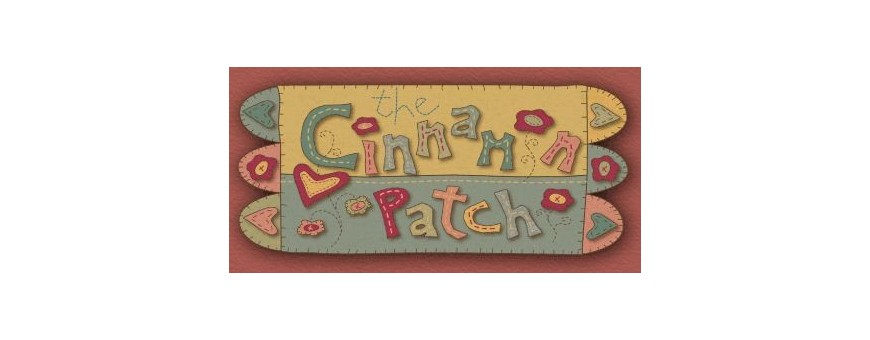 Feutrine Cinnamon Patch