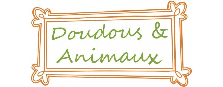 Patrons couture animaux et doudous