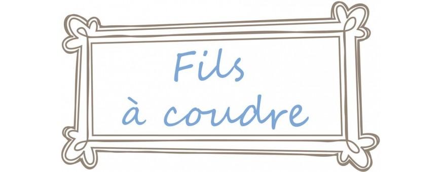 Fil à coudre haut de gamme fabriqué en France